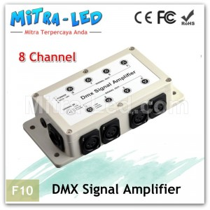 DMX Signal Amplifier - F10