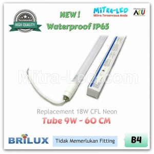 LED Neon Waterproof IP65 T8 18W 120cm | BRILUX - 1 Tahun - B5